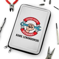 na prezent dla narzeczonego zestaw narzędzi z nadrukiem - Super Spec na prezent dla niego
