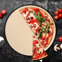 na prezent na walentynki kamień do pizzy z deską z grawerem - Premier
