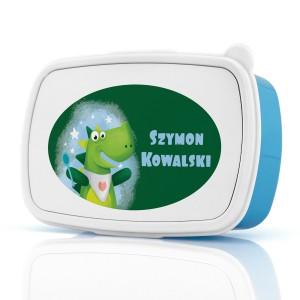na prezent dla chłopca zestaw prezentowy dla dziecka pudełko śniadaniowe i bidon