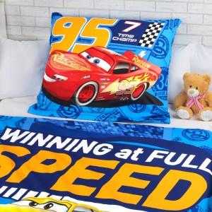 na prezent na urodziny dziecka komplet pościeli dziecięcej - Super Car