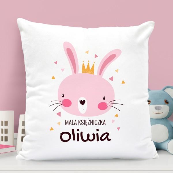 poduszka - na prezent na mikołaja dla dziewczynki Princessa