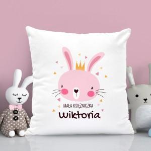 personalizowana poduszka dla dziewczynki -  Princessa