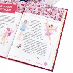 bajki dla dziewczynek - książka z możliwością personalizacji okładki