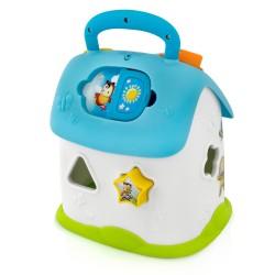 zabawka edukacyjna dla dziecka do sortowania kształtów