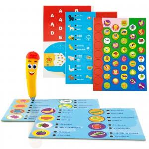 gra edukacyjna mówiące pióro czyli 50 gier edukacyjnych w 1