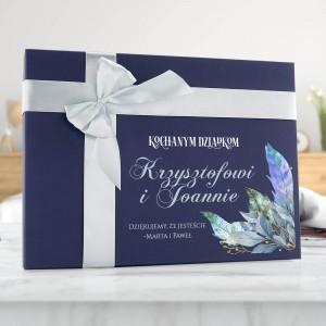 pudełko prezentowe dla babci i dziadka
