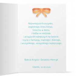 personalizowana kartka urodzinowa dla dziecka