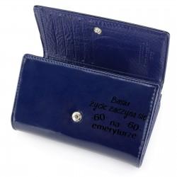 portfel skórzany pierre cardin z możliwością graweru dedykacji